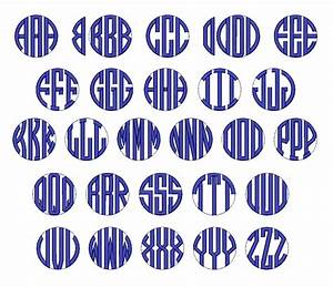 monogram alphabet wwwpixsharkcom images galleries With circle monogram