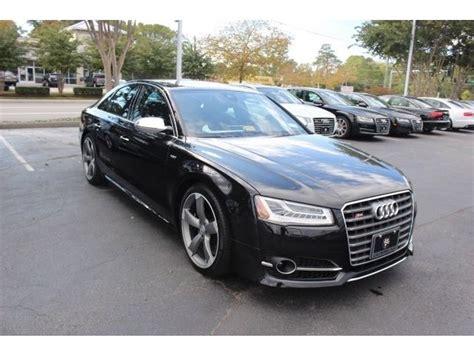 Audi S8 Cars For Sale In Virginia