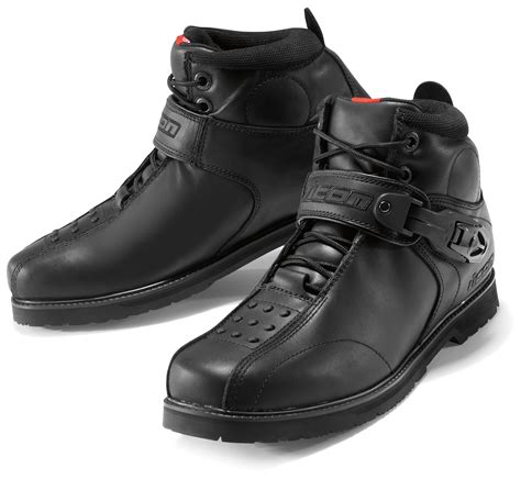 motorcycle cruiser shoes icon super duty 4 boots sz 7 only 21 30 00 off