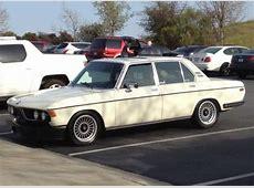 BluePlate 35L 1971 BMW 2800 Sedan Bring a Trailer