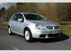 Volkswagen Golf V 2004 Car Review Honest John