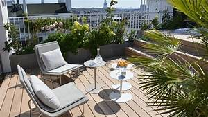 terrasse relooking deco et amenagement pour l39exterieur With meubles pour petits espaces 16 plantations du jardin moderne jardin autres