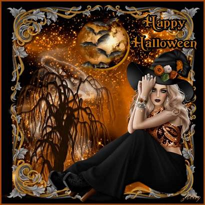 Halloween Happy Animated Glitter Quote Centerblog Quotes