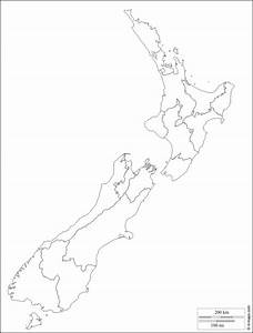 New Zealand   Free Map  Free Blank Map  Free Outline Map