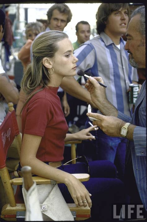 fascinating color photographs   young peggy lipton