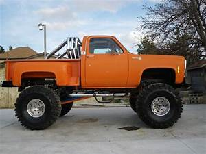 Purchase New 1976 Silverado  Lifted  Monster  454  Big