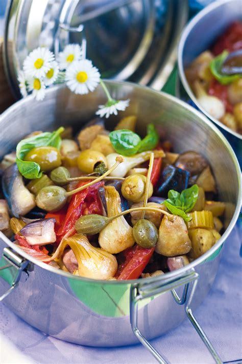 cuisine sicilienne traditionnelle caponata sicilienne traditionnelle régal