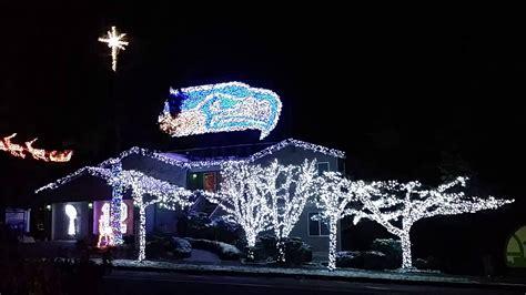 seahawks christmas lights  youtube