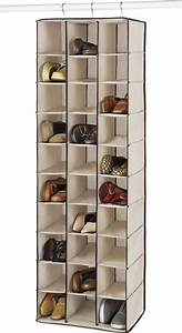 25 best ideas about hanging shoe organizer on pinterest With stay organized with these shoe storage ideas