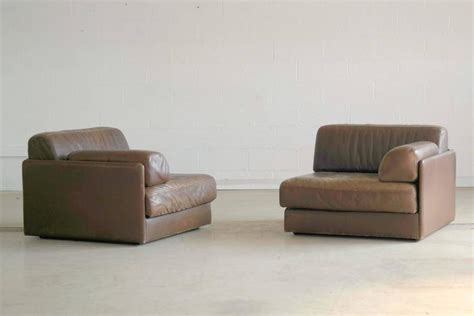 23733 used furniture for 072905 de sede ds 76 convertible leather sofa or chairs in