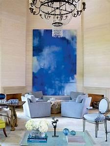 The, Latest, D, U00e9cor, Trend, 31, Large, Scale, Wall, Art, Ideas