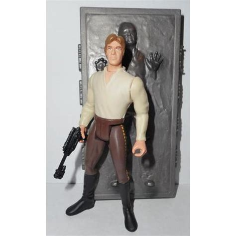 Star Wars The Power of the Force Green Card, Han Solo in ...