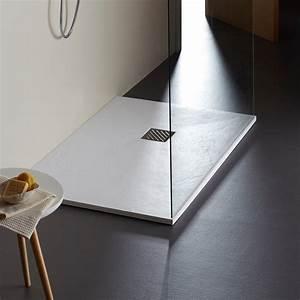 Pose Receveur Extra Plat Sur Plancher Bois : salle de bain moderne et design inspirations planetebain ~ Dailycaller-alerts.com Idées de Décoration