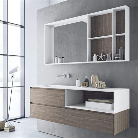 bains de si鑒e ensemble de meubles de salle de bain modernes suspendus calix8 novello