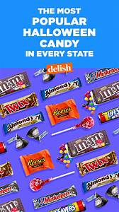 Most Popular Halloween Candy By State - Most Popular ...