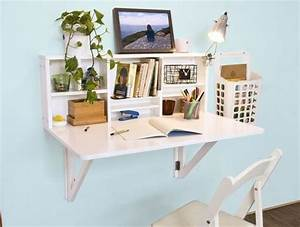 Bureau Pliable Mural : best 25 bureaus ideas on pinterest bureau ikea ikea alex desk and modern office storage ~ Teatrodelosmanantiales.com Idées de Décoration