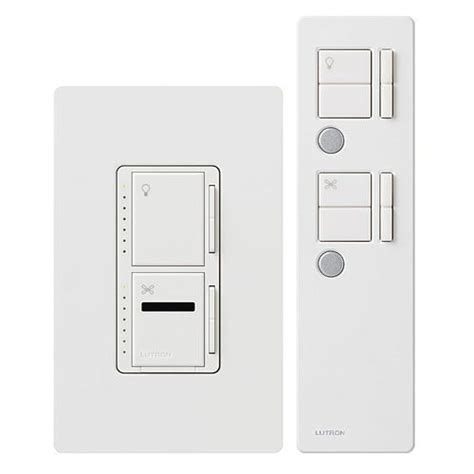 Electrical Difference Lutron Ceiling Fan Light Switch