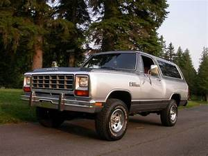 1985 Dodge Ramcharger Royal Se    76 700 Original Miles      For Sale