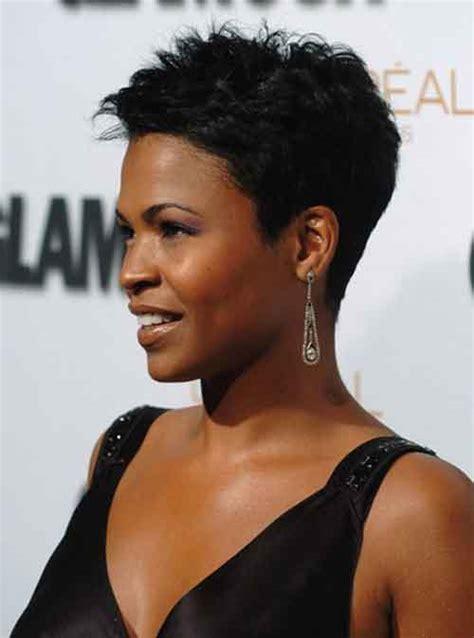 short haircuts  black women short hairstyles