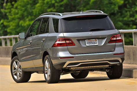 › used mercedes benz suv 2015. 2015 Mercedes-Benz ML400 and ML250 BlueTec Join Lineup