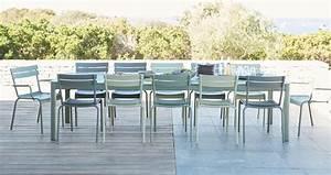 Table De Jardin Fermob : chaise luxembourg chaise de jardin m tal ~ Dailycaller-alerts.com Idées de Décoration