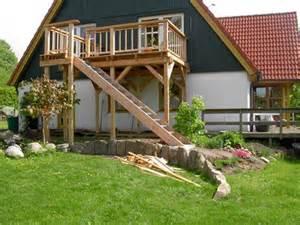 balkon treppe holz selber bauen bvrao - Treppe Bauen Holz