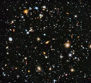 Hubble Telescope ★ Space Photographs 2014 Composite: Deep ...