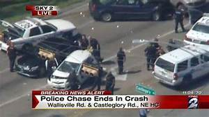 Texas police chase ends with fatal shooting (VIDEO) — RT ...