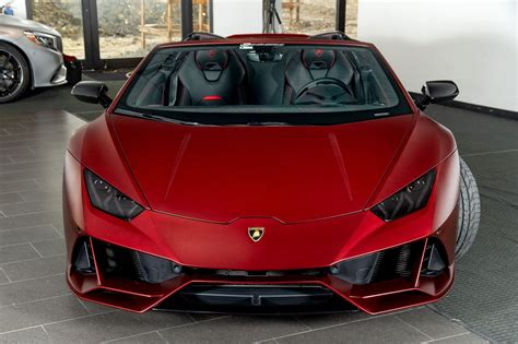 2020 Lamborghini Huracan EVO Spyder - Lamborghini Dallas ...