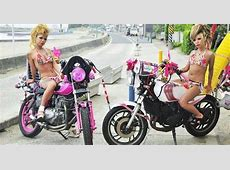 Mercenary Garage Bosozoku Girls