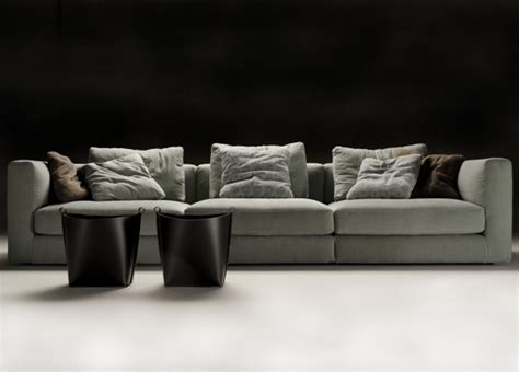 contemporary settee furniture bellavista contemporary sofa contemporary sofas by loop co