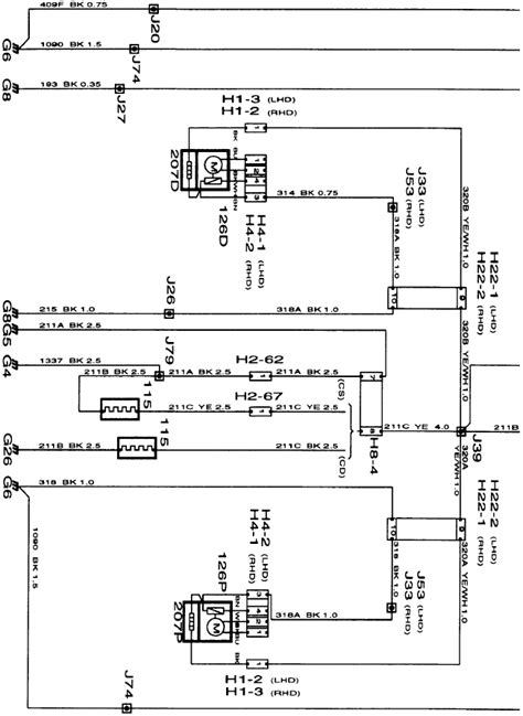 Saab 9 5 Acc Wiring Diagram by 2006 9 3 2 0t Drivers Mirror Heat Voltage Drops To 0