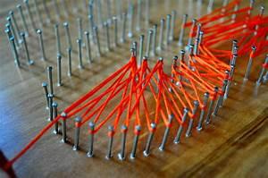 String Art!!!!! craftmagine