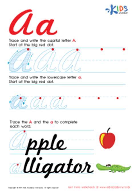 learning letters  cursive  kids