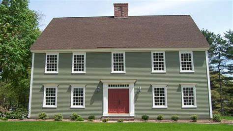 exterior house color schemes cottages home design