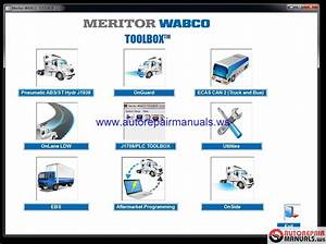 Meritor Wabco Toolbox 12 6 English  12 2017    Patch Full