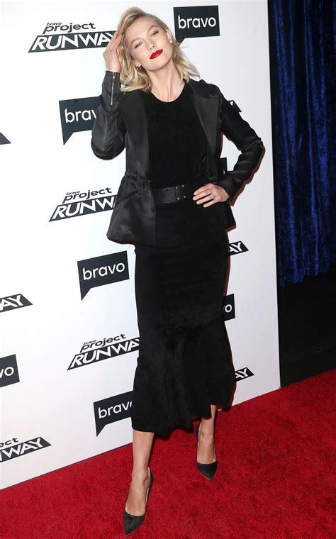 Karlie Kloss Project Runway Premiere New York