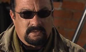 The End Of The Line For Steven Seagal? – ManlyMovie