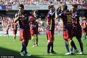 Granada 0-3 Barcelona and Deportivo 0-2 Real Madrid LA ...