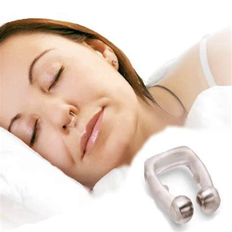 Nose Clip Snore Free Sleep Magnetic Snoring Nose Clip Buy In