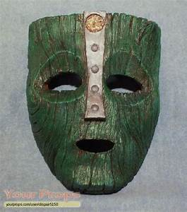 The Mask the mask replica movie prop