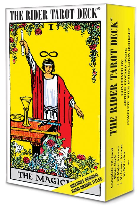 Which is why i decided to shake things up and out with my own modern slant on the tarot. Rider Waite Tarot Deck - Full Moon Books • Lakewood, CO