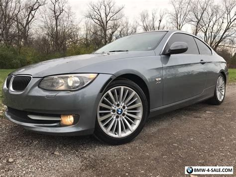 2011 Bmw 3-series Coupe For Sale In United States