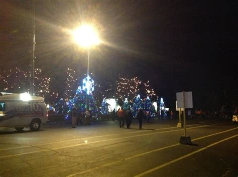 lasalette shrine festival of lights attleboro ma