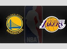 Los Angeles Lakers vs Golden State Warriors Monday 1218