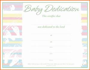 baby dedication certificate 6126031148 professional and With baby christening certificate template