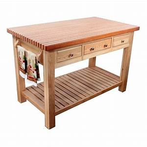 13 best images about Wood Kitchen Work tables on Pinterest