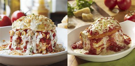 how to make chicken parmesan like olive garden olive garden goes lasagna proceeds to just toss