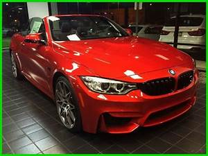 2016 Bmw M4 Convertible M Competition Package Manual