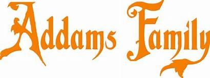 Font Addams Fonts Horror Halloween Halloweenlove